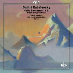 Kabalevsky: Cello Concertos 1 & 2