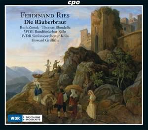 Ries, Ferdinand: Die Räuberbraut Product Image