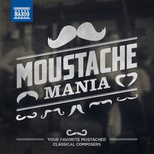 Moustache Mania: Your Favourite Moustached Classical Composers Product Image