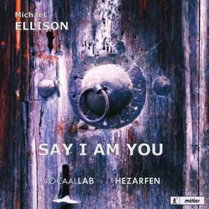 Ellison, M: Say I am You Product Image