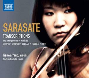 Sarasate - Music for Violin and Piano Volume 4