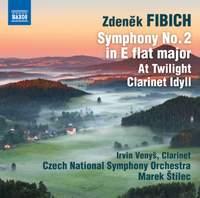 Zdeněk Fibich: Orchestral Works, Vol. 2