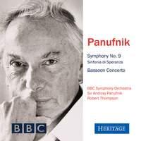 Panufnik: Symphony No. 9 & Bassoon Concerto