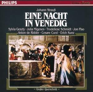 Strauss, J, II: Eine Nacht in Venedig: highlights