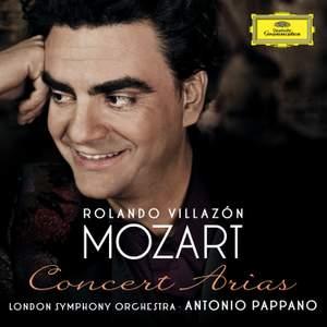 Mozart: Concert Arias Product Image