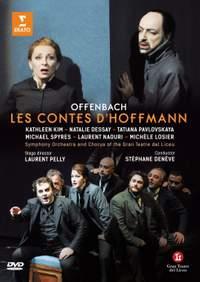 Les Contes d'Hoffmann - DVD Choice