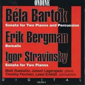 Bartok: Sonata for 2 Pianos and Percussion