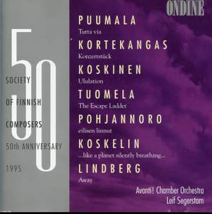 Society of Finnish Composers 50th Anniversary