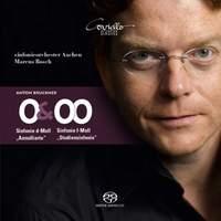 Bruckner: Symphony No. 00, 'Study Symphony' & Symphony No. 0, 'Nullte'