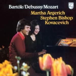 Bartók, Debussy, Mozart - Music for 2 Pianos