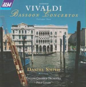 Vivaldi Bassoon Concertos Vol. One