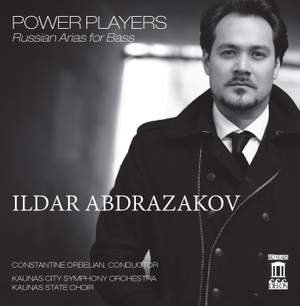 Power Players: Russian Arias for Bass Product Image