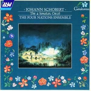 Schobert: The 4 Sonatas, Op. 16