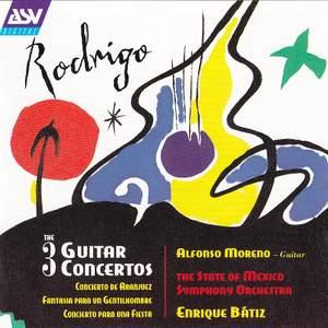 Rodrigo: The 3 Guitar Concertos