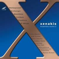 Xenakis Edition Volume 13 - Ensemble Music 3