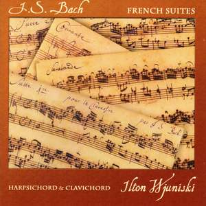 JS Bach: French Suites for Harpsichord & Clavichord