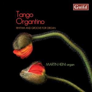 Tango Organtino: Rhythm and Groove for organ Product Image