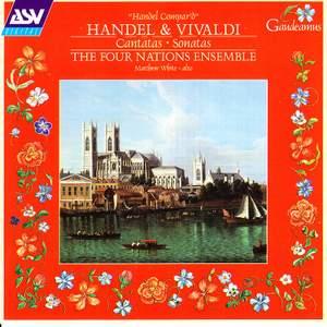Handel & Vivaldi: Cantatas and Sonatas