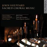Sheppard: Sacred choral music