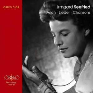 Irmgard Seefried Recordings 1944-67 Product Image