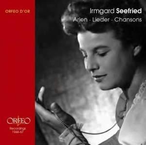 Irmgard Seefried Recordings 1944-67