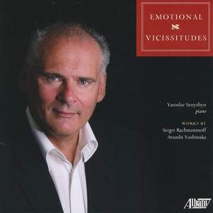 Yarolslav Senyshyn: Emotional Vicissitudes