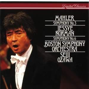 Mahler: Symphonies Nos. 3 & 6