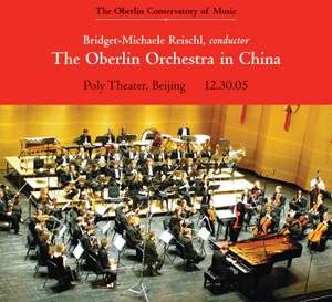The Oberlin Orchestra in China