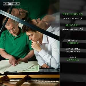 Sudbin plays Beethoven & Mozart Concertos Product Image
