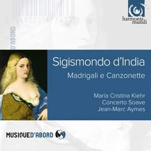 Sigismondo d'India: Madrigale