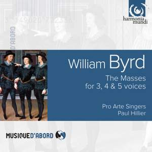 Byrd: The masses for 3-5 voices