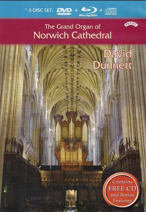 The Grand Organ of Norwich Cathedral