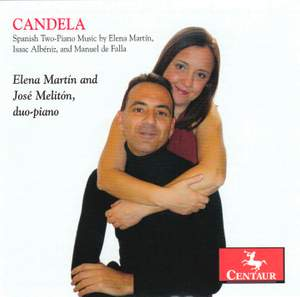 Candela: Spanish Two-Piano Music