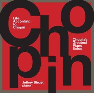 Life According to Chopin - Chopin's Greatest Piano Solos Product Image