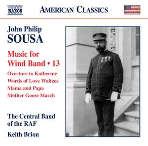 Sousa - Music for Wind Band Volume 13 Product Image