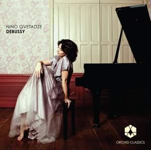 Nino Gvetadze plays Debussy