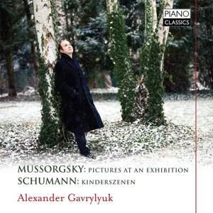 Alexander Gavrylyuk plays Mussorgsky & Schumann Product Image