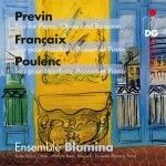 Previn, Francaix & Poulenc: Trios for oboe, bassoon and piano