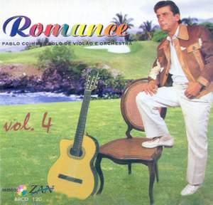 Pablo Coimbra: Romance, Vol. 4