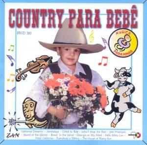 Country para Bebê