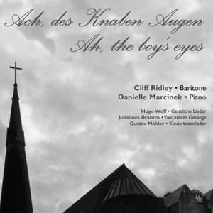 Ach, des Knaben Augen (Ah, the Boy's Eyes)