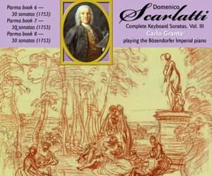 Scarlatti: Complete Keyboard Sonatas, Vol. 3