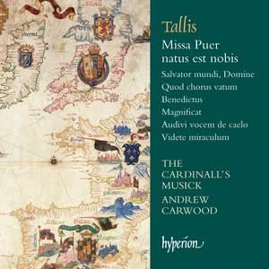 Tallis: Missa Puer natus est nobis
