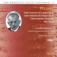 The Romantic Cello Concerto, Vol. 4: Pfitzner