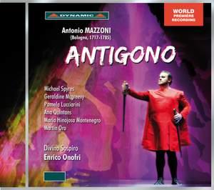 Mazzoni: Antigono Product Image