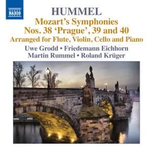 Hummel: Mozart's Symphonies