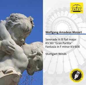 Mozart: Serenade KV361