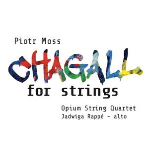 Piotr Moss: Chagall Product Image