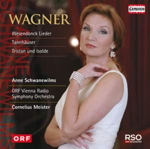 Wagner: Wesendonck-Lieder