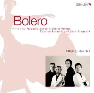 Bolero: Ellipsos Quartet